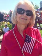 Cheryl Devine of Harvest Springs Community Church in