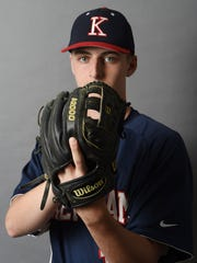 Ryan Murphy of Roy C. Ketcham High School is the baseball