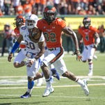 CSU's Rashard Higgins was named to the Sporting News' preseason All-Mountain West first team on Thursday.