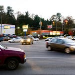 Asheville's worst intersections for traffic accidents
