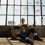 Cellist and singer-songwriter Ben Sollee will perform at the Fort Collins Armory.