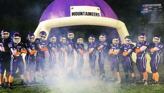 Mitchell is home for Friday's 1-AA Western Regional championship football game.