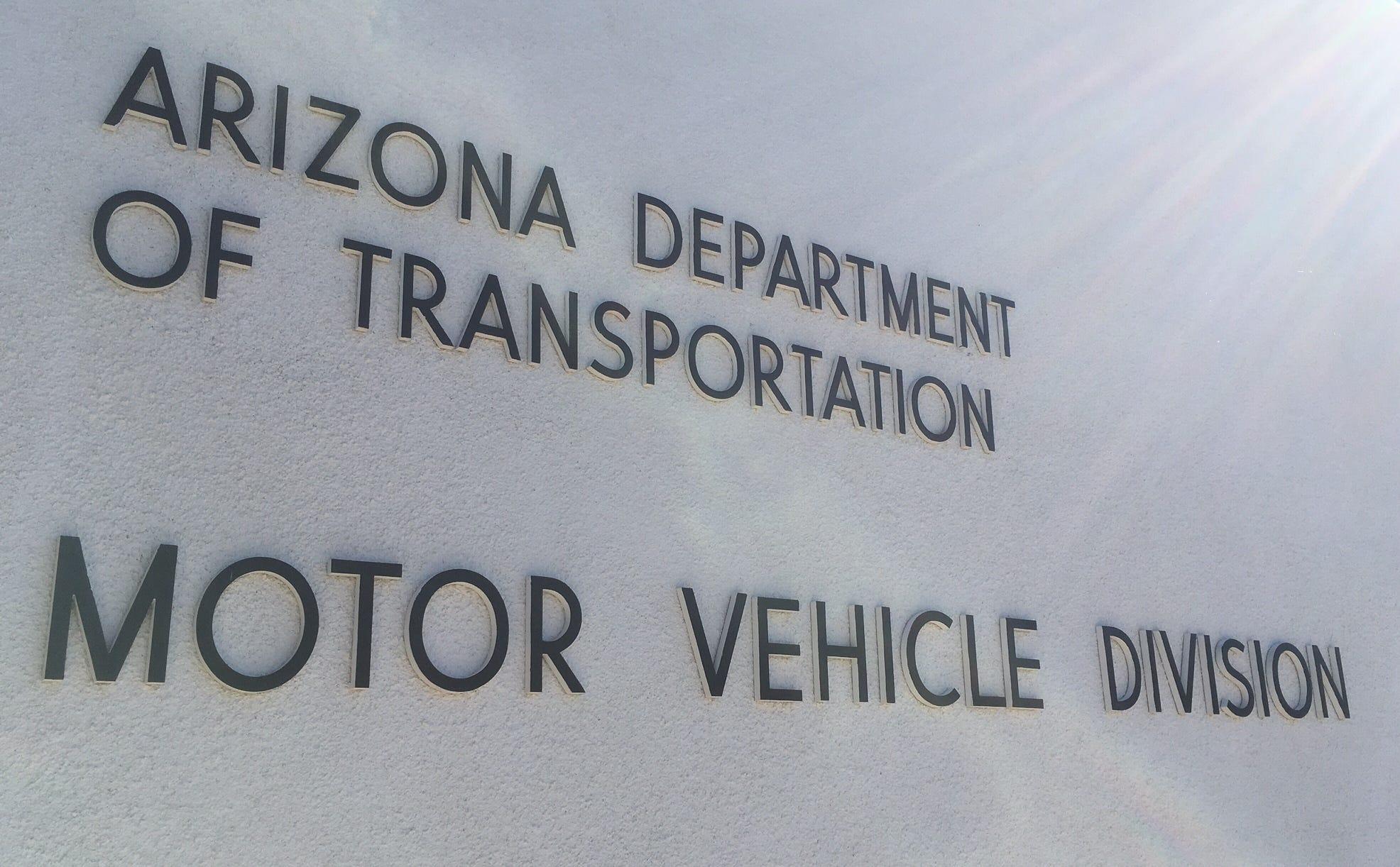 motor vehicle division arizona locations