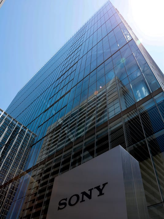 EPA JAPAN SONY CORPORATE STRATEGY EBF COMPANY INFORMATION JPN TO