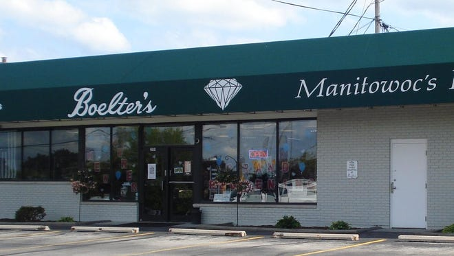 In early May, Boelter's Jewelers was purchased by Thomas and Kathy Muench of Manitowoc.