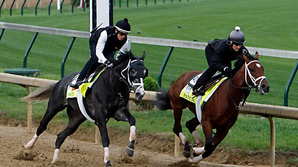 Every 2017 Kentucky Derby horse name, ranked
