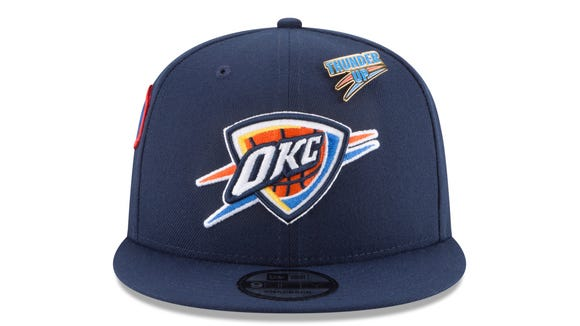 577b0e871fa All 30 official NBA Draft hats