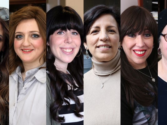 6 Othodox women
