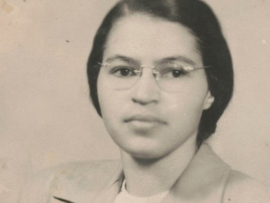 Library Of Congress Makes Rosa Parks Collection Available