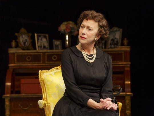 Helen Mirren received a Tony nomination for her portrayal