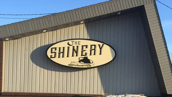 The Shinery had been located in Neenah. It's now in the Fox River Mall.