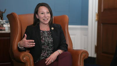 Martha Roby represents Alabama's 2nd Congressional District. She is currently serving her third term.
