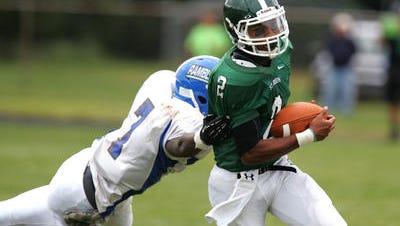 St. Joseph quarterback Breein Tyree