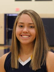 Lauren Cole, Greencastle-Antrim girls basketball