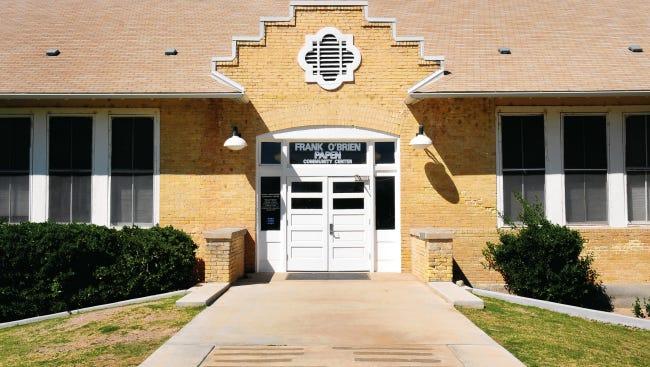Frank O'Brien Papen Community Center in Mesilla Park.