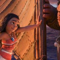 Disney's 'Moana' spirited and familiar