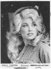 Dolly Parton in a 1978 publicity still for RCA records.