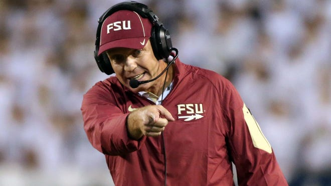 Florida State head coach Jimbo Fisher is looking to sign his fourth consecutive top five recruiting class on National Signing Day.