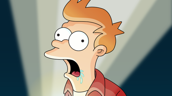 """Futurama, the cult TV fan favorite from """"Simpsons"""""""