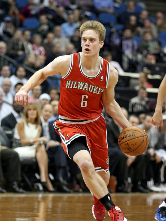 Wolters healthy and ready for Vegas Summer League