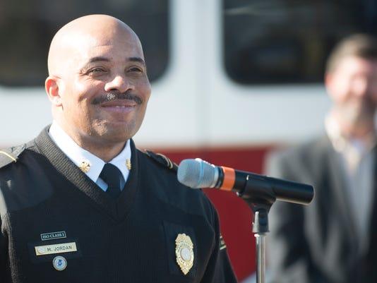 Montgomery Firefighters