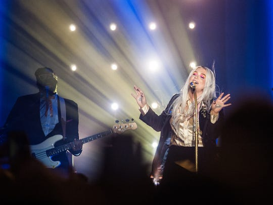 Kesha is one of 20 headliners Summerfest officials announced would perform on the Miller Lite Oasis stage. The pop star performs at 9:45 p.m. July 3.