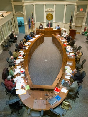 Tompkins County Legislature.