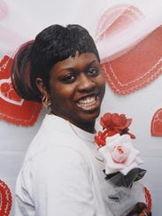 Yolanda Garvin was shot to death in the parking lot