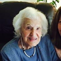 Happy 103rd birthday to Mary DiMatteo