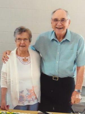 Ralph and Dorothy Billman