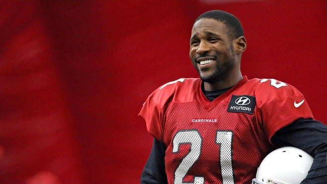 Arizona Cardinals cornerback Patrick Peterson is excited about having Josh Rosen on the team.