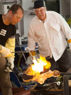 Among the first workshops will be one conducted by Rochester metal sculptor Albert Paley, CMOG's first artist-in-residence, and distinguished professor, endowed chair at the College of Imaging Arts and Sciences at Rochester Institute of Technology.