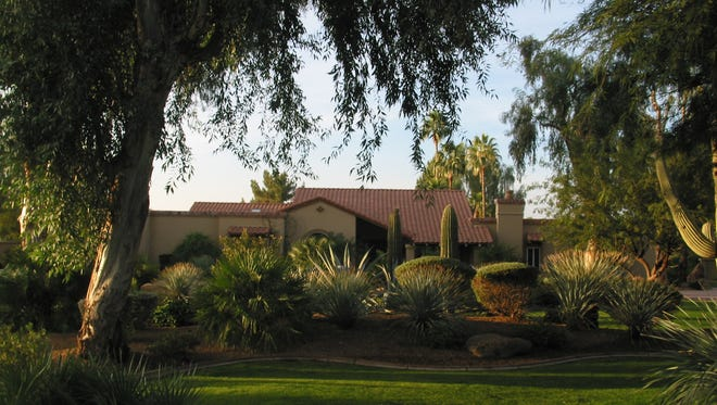 1130 Arabian Park LP, a Canadian limited partnership in Edmonton, Alberta, bought this Arabian horse ranch property featuring an 8,495 square-foot home with pool, assorted buildings and corrals built on five acres southwest of the Ancala Country Club in Scottsdale. The sale closed during the week of Dec. 1, 2014.