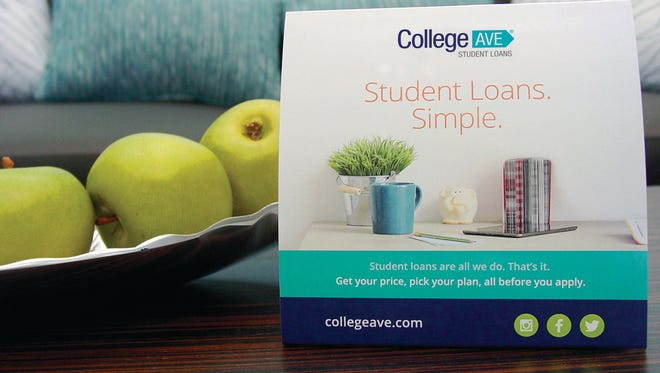 Jim Keller, CFO of College Ave Student Loans in Wilmington, will speak at an Arizona conference.
