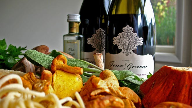 """The Four Graces will host """"Sipping through the Seasons - Fall,"""" Sept. 24."""