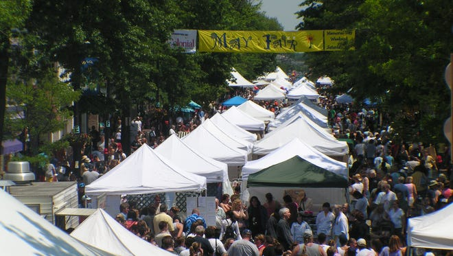 Authors, poets and exhibitors will line Haddon Avenue during the 17th Annual Collingswood Book Festival.