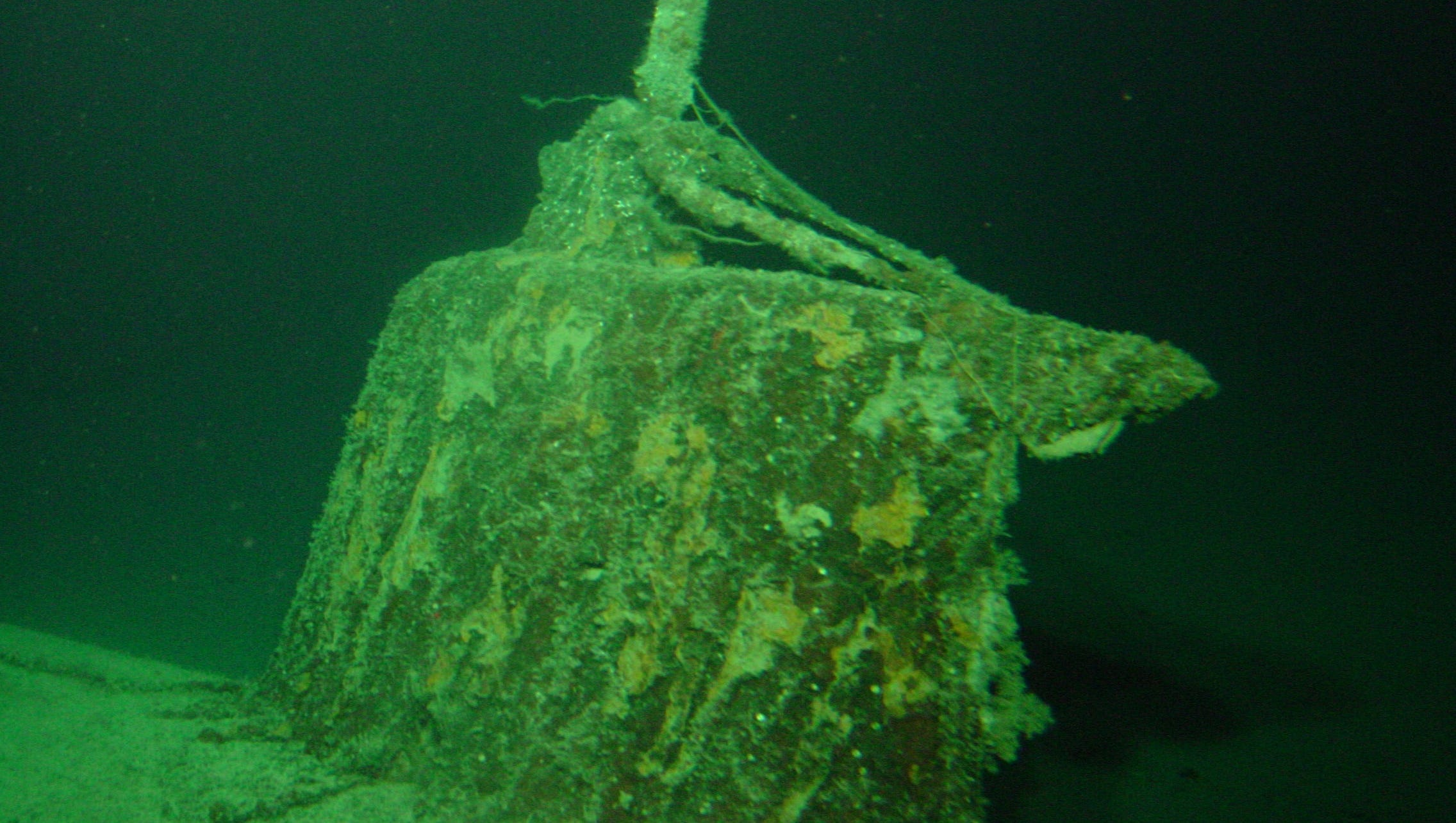Pearl Harbor Bodies Still Trapped