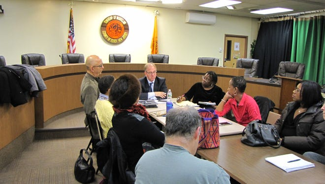 Affordable housing and sanctuary-city declarations were among the Montclair Civil Rights Commission's focuses during its meeting on Feb. 16.