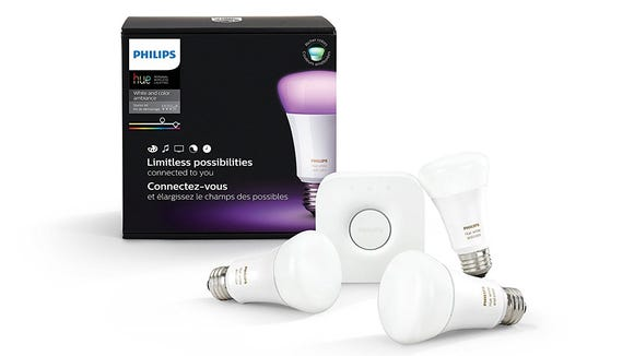 The best smart bulb kit is at nearly its lowest price ever right now