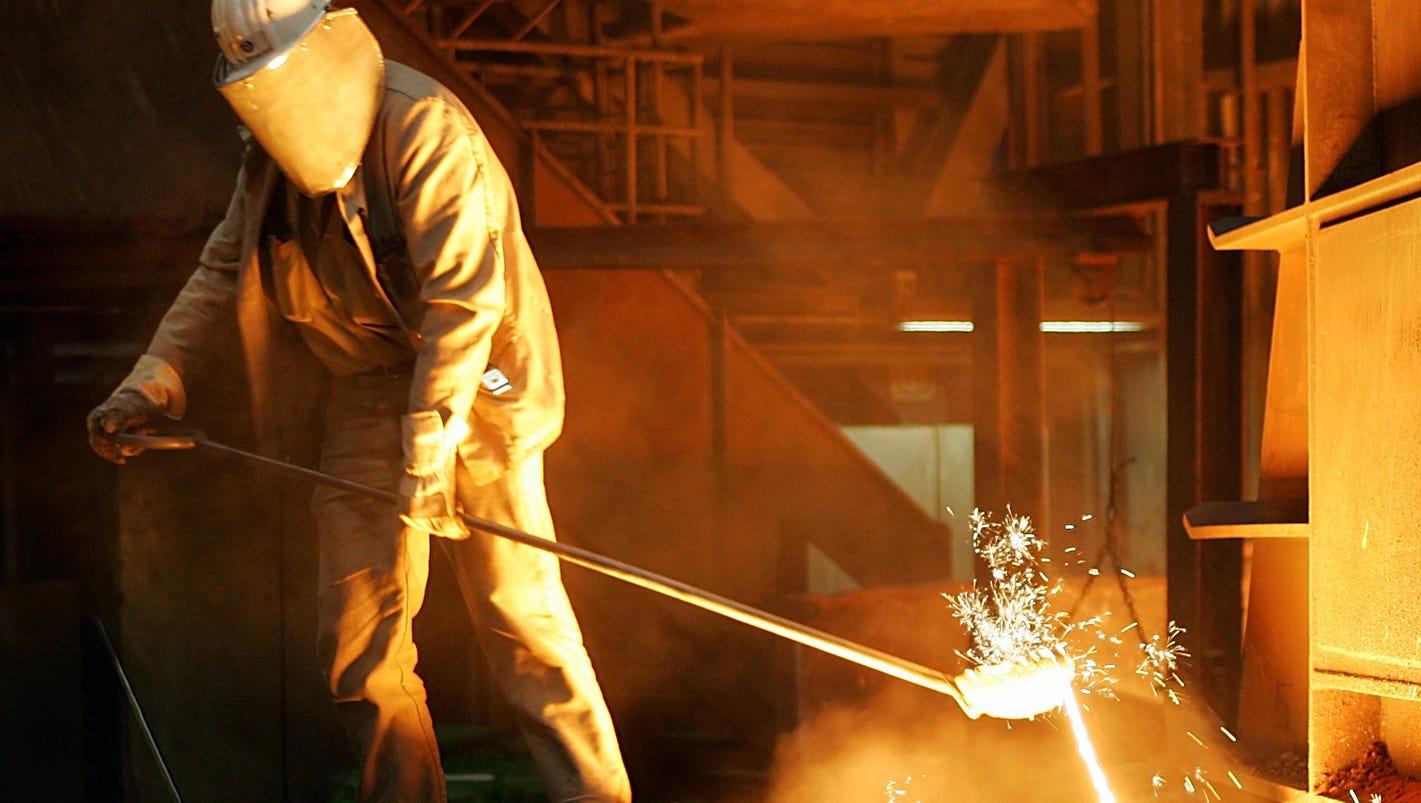 Trade war? Germany urges U.S. to rethink steel, aluminum tariffs