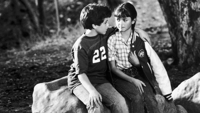 "Fred Savage and Danica McKellar starred in ""The Wonder Years"" from 1998-'93."