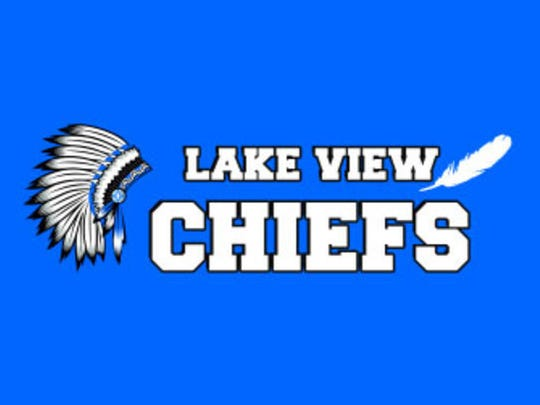 Lake View logo