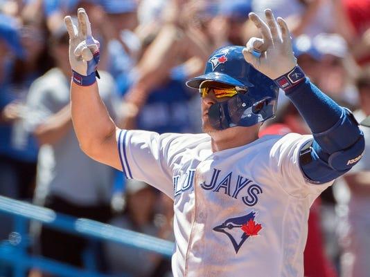 MLB: Houston Astros at Toronto Blue Jays