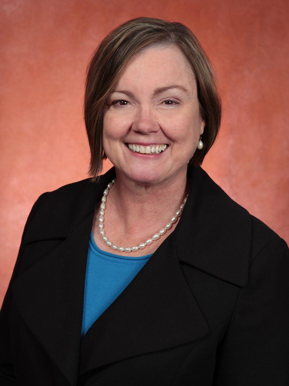 FSU Provost Sally McRorie