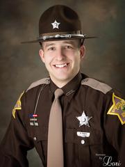 Carroll County sheriff's Deputy Drew Yoder
