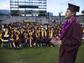 Cientos de estudiantes hicieron realidad su sueño el