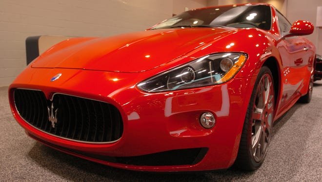 Someone called 911 Thursday and claimed there were three bombs planted at a Maserati dealership in Columbia Township.
