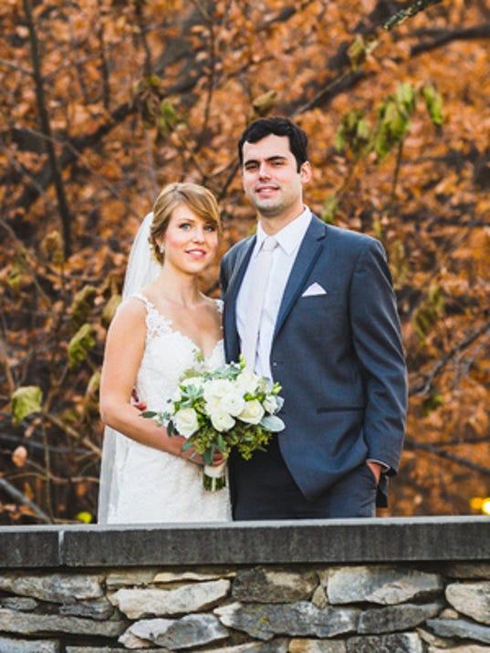 Weddings: Daniel Warner & Jillian Swank