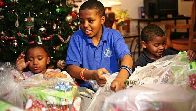 While The Salvation Army supports individuals and families across metro Detroit throughout the year with wide-ranging programs and services, it is also committed to helping make Christmas merry. Nearly 86,000 gifts were distributed to children and seniors last year through The Salvation Army's corps community centers.