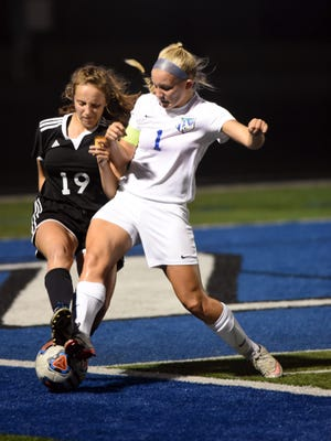 Zanesville staved off visiting Marietta, 1-0, on Tuesday in an East Central Ohio League match at John D. Sulsberger Memorial Stadium.